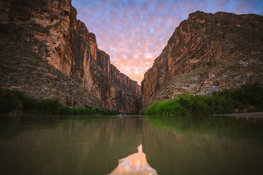 Santa Elena Canyon in Big Bend National Park, Texas!