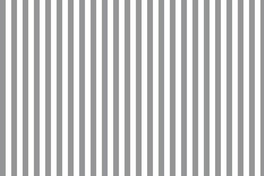 Patrón de rayas verticales blancas y ultimate gray, el gris de los colores pantone 2021