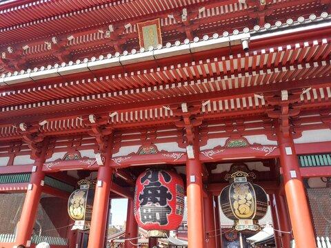 senso-ji temple in asakusa Tokyo