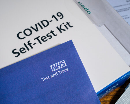 COVID-19 Self-Test Kit