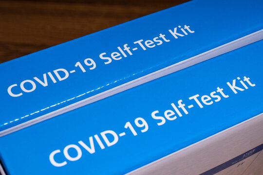 COVID-19 Self-Test Kits