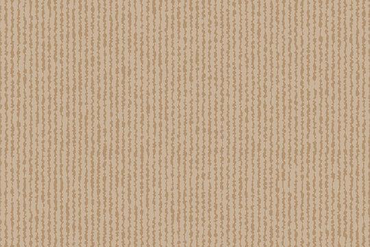 Seamless cardboard texture material.