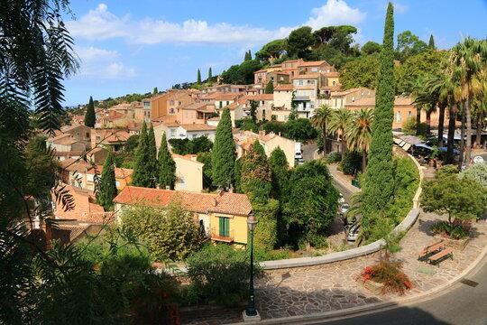 Bormes-les-Mimosas en Provence