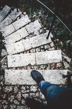 Escaliers - subjectif