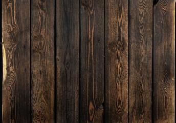 Obraz Deski drewniane, sosna opalana. - fototapety do salonu