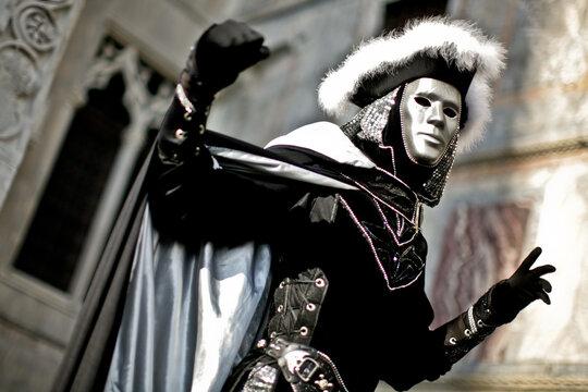 The Carnival of Venice (Italian: Carnevale di Venezia) is an annual festival held in Venice