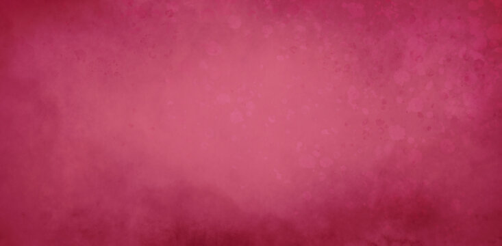 Pink background with vintage texture and grunge