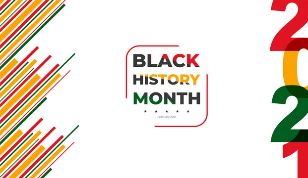 African American History or Black History Month. Celebrated annually in February in the USA and Canada. black history background