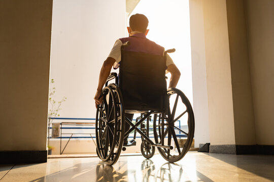 People with disabilities can access anywhere in public place with wheelchair,that make them independent in transportation and feel they are not the stranger from social.