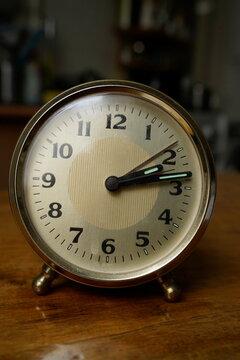 Uhr, Wecker, mechanisch