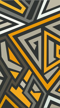 abstract geometric background. abstract stripes wallpaper.
