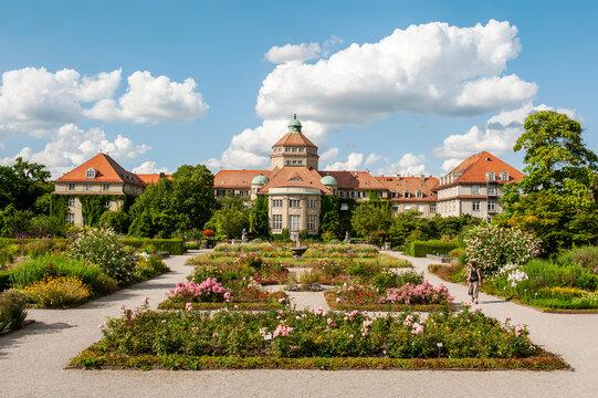Botanical Garden Munich - Nymphenburg