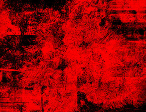 Abstract background in red, with a spectacular rhythm, with dark and light accents.