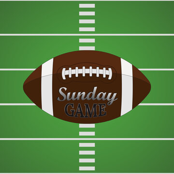 American Football - Sunday game