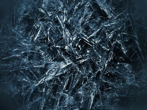 Ice Abstract