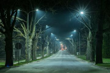Street in Valmiera
