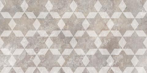 seamless geometric background - 410887094