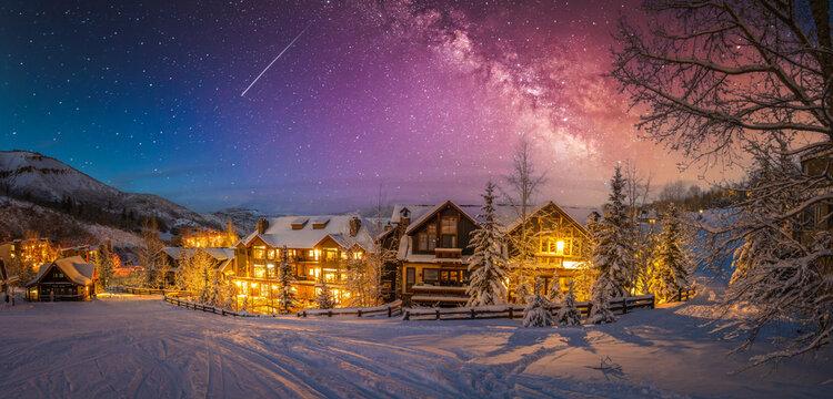 ski resort, aspen colorado, aspen snowmass, ski, mountain, mountains, rocky mountain range, aspen, winter., rocky mountains, snow, adventure, alpine, aspen trees, clouds, cloudy day, cold, colorado