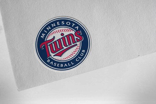 minnesota twins sports logo