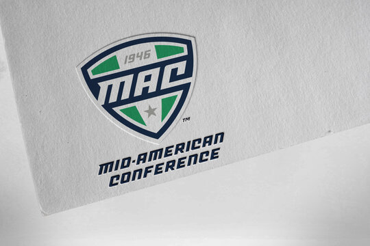 mid american conference sports logo