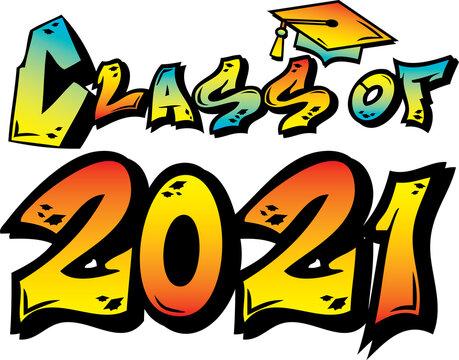 Graffiti Class of 2021