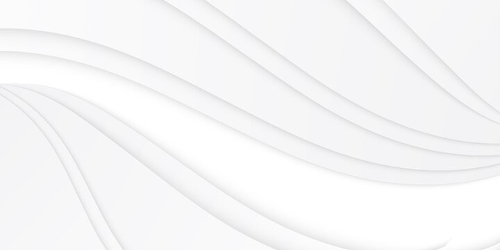White abstract background. abstract white background with wave