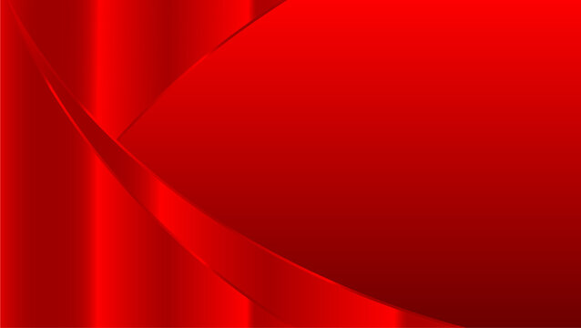 Modern red background vector design