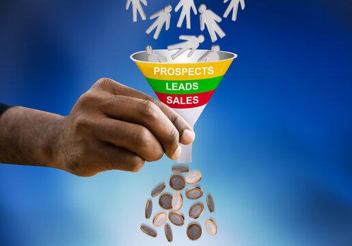 African Sales, Lead