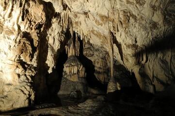 Obraz Jaskinia Raj, cudowne zjawisko natury - fototapety do salonu