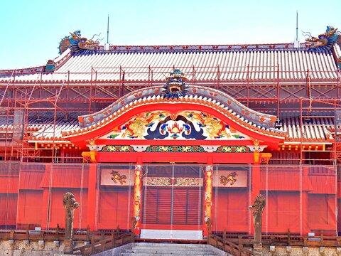 Shuri castle