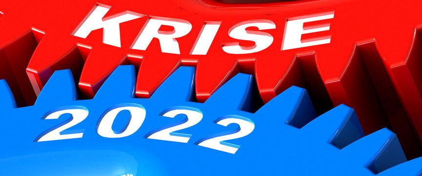 Krise Aufschwung 2022