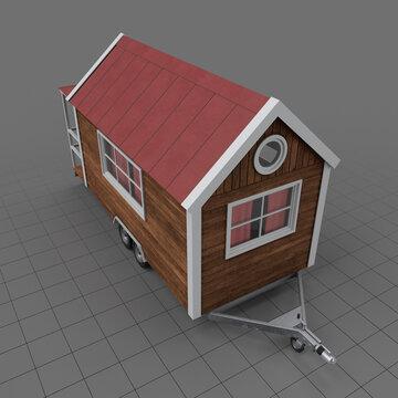 Tiny mobile home