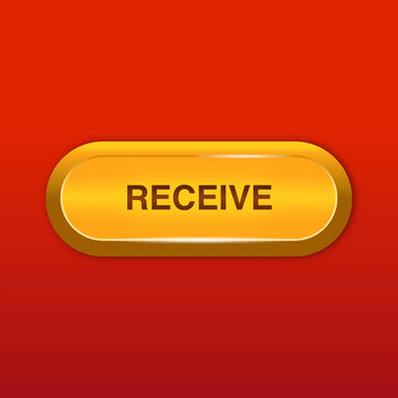 red and yellow button