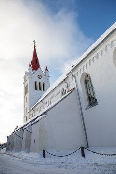 St.John`s church, Cesis