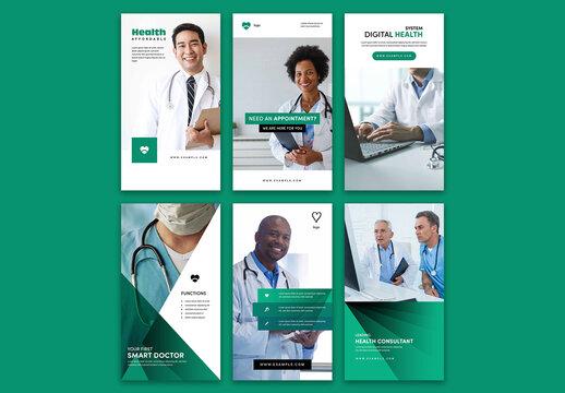 Medical Social Media Stories