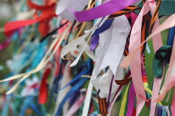 Close-up Of Multi Colored Decoration
