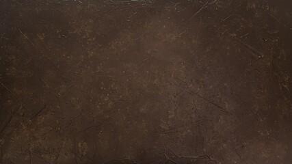 Obraz brown stained concrete background  - fototapety do salonu