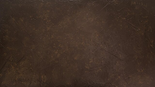 brown stained concrete background