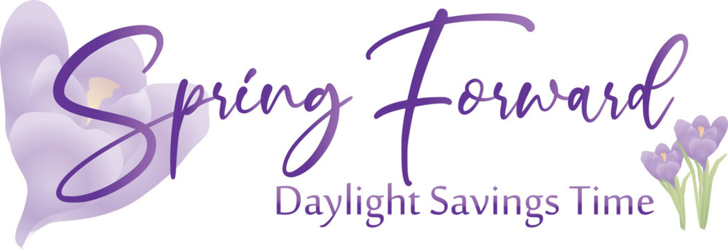 Spring Forward Daylight Savings Time