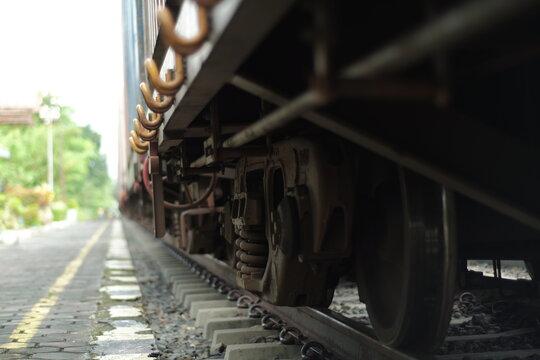 wheels and railroads Indonesia