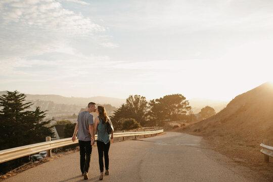 Luke & Leah in San Francisco