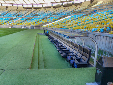 people enjoy visiting the Maracana Stadium in Rio