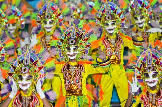 Masskara Festival, Bacolod, Philippines