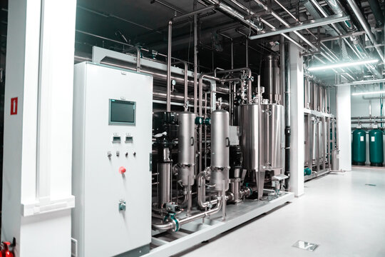 Pharmaceutical reactor. Capacitive apparatus is a special technological equipment.