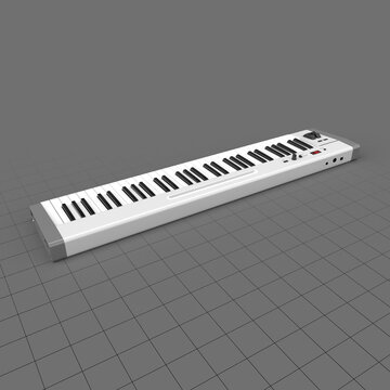 Master 61 key midi keyboard