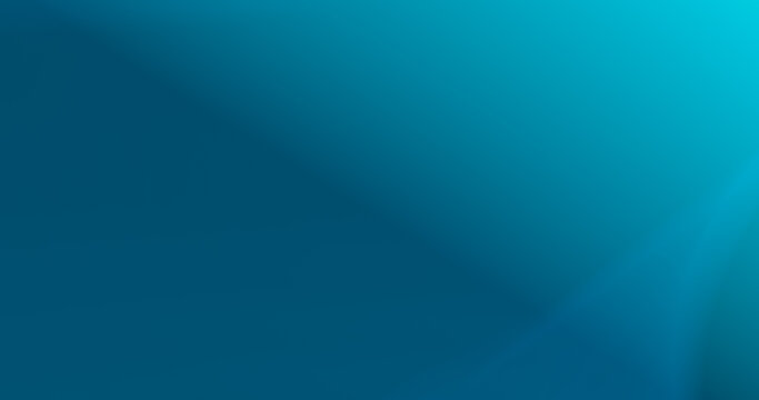 Abstract 4k  defocused  background for wallpaper, backdrop and sophisticated technology or fashion design. Dark cyan blue and shades of blue colors.
