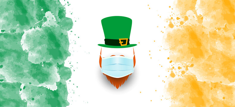 Happy St. Patricks Day, Covid-19