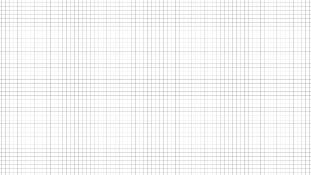 grid paper template with small squares, black lines. digital illustration