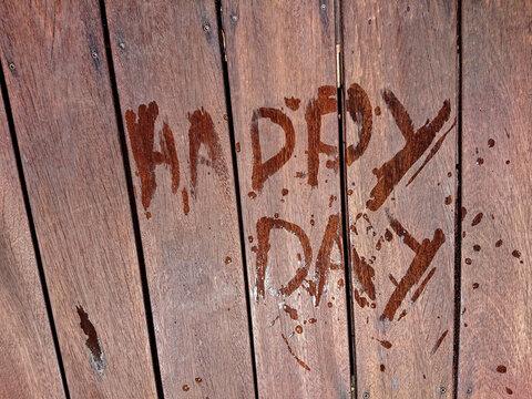 Jours heureux happy day bien-être