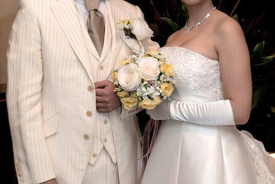 ブライダルイメージ、優雅で華麗、とてもエレガントで素晴らしい結婚式
